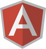 Angular JS Training logo