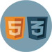Front end development icon